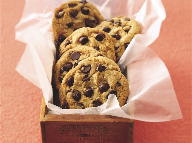Chocolate Chips Cookies yang jadi favorit
