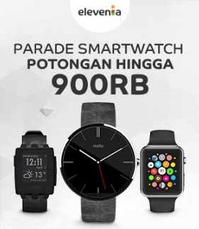 PARADE SMARTWATCH