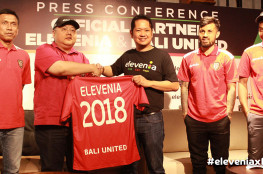 Blog Header elevenia x Bali United