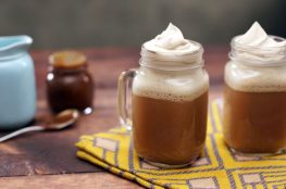 Resep Butterbeer Dingin Harry Potter