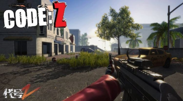 Zombie Shooter Code Z - 5 Game Android Baru (Terbaik 2019)