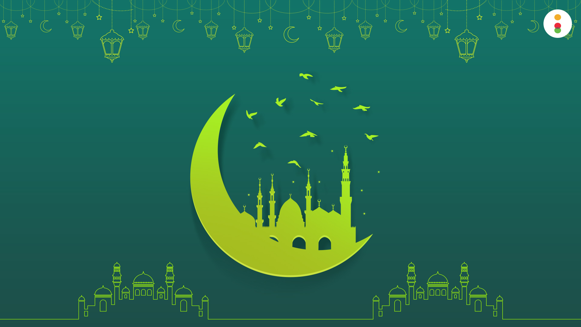 elevenia - Ramadan Wallpaper - Desktop - 2