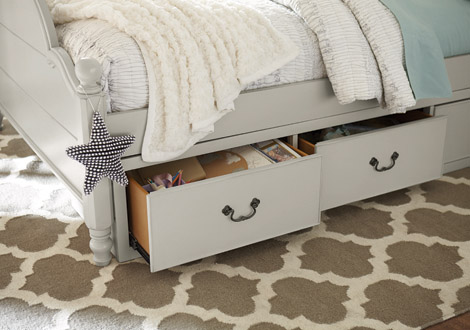 22720 Drawer Bed Tots To Teens Furniture