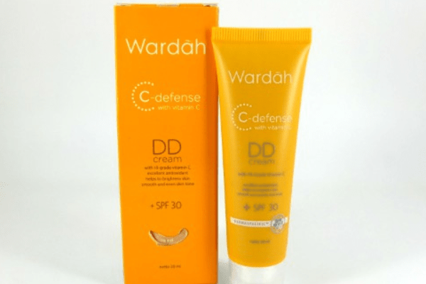 Wardah DD Cream SPF 30