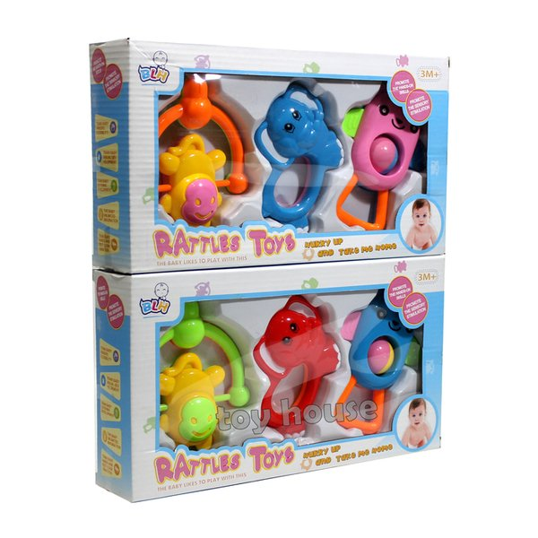 27820 Rattle Play Set