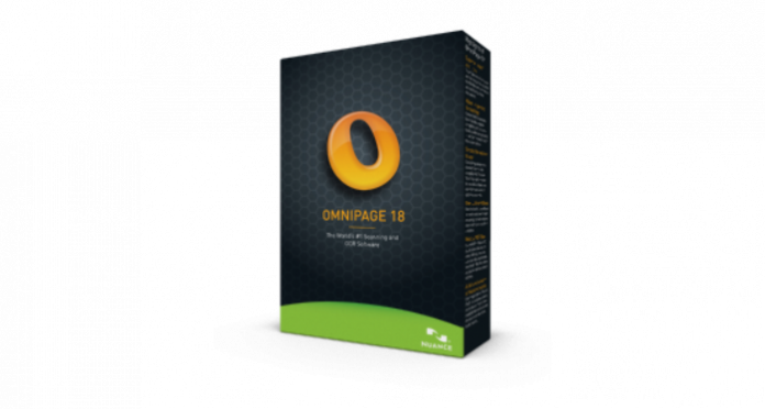 23920 OmniPage Standard
