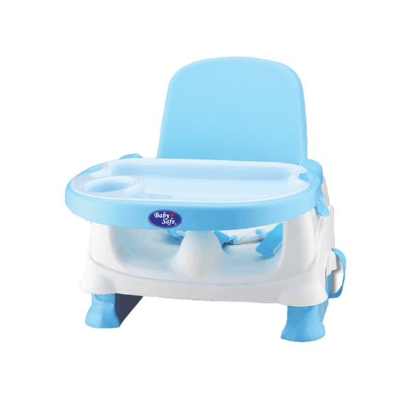 161020 Baby Safe BO 01B Booster Seat Blue