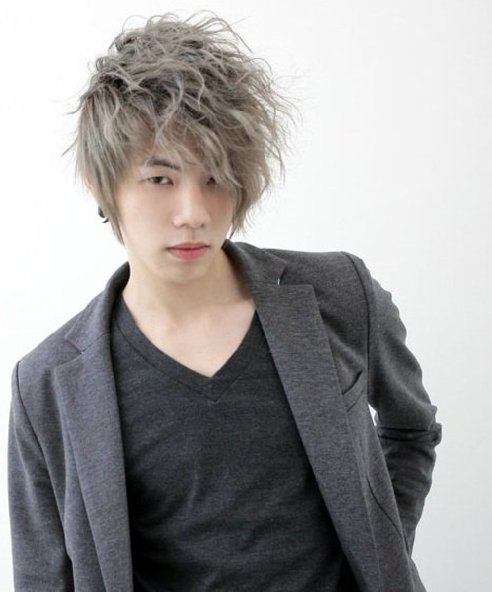 Latest Trendy Asian and Korean Hairstyles for Men 2019 - Bellatory - Fashion and Beauty