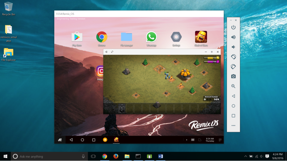 Remix OS Player download | SourceForge.net