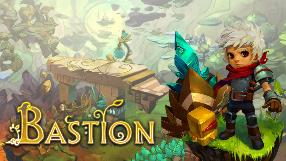 Image Result For Bastion Game