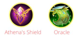 Athena Shield Dan Oracle