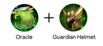 Oracle Guardian Helmed
