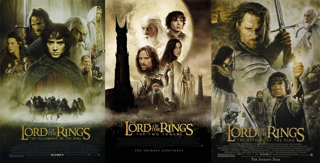 Image result for Trilogy The Lord of The Rings