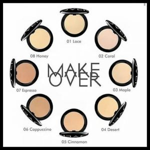 1. Make Over Perfect Cover Two Way Cake