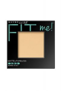 Fit Me Matte and Poreless