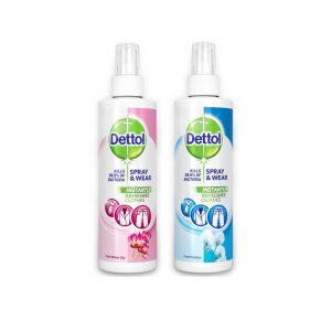 Dettol Spray and Wear